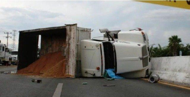Tragedia en la vía Mérida-Tizimin