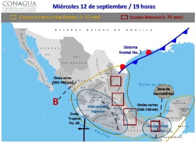 Pesca de pulpo se suspendería hoy miércoles por cierre de puertos  por el paso de un ciclón