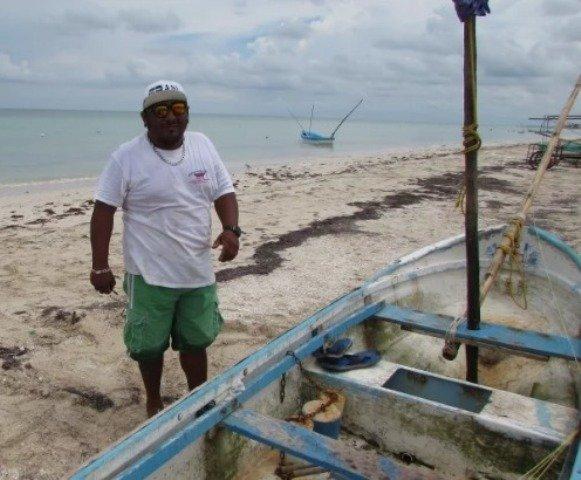 El mar de fondo dificulta la pesca ribereña de pulpo