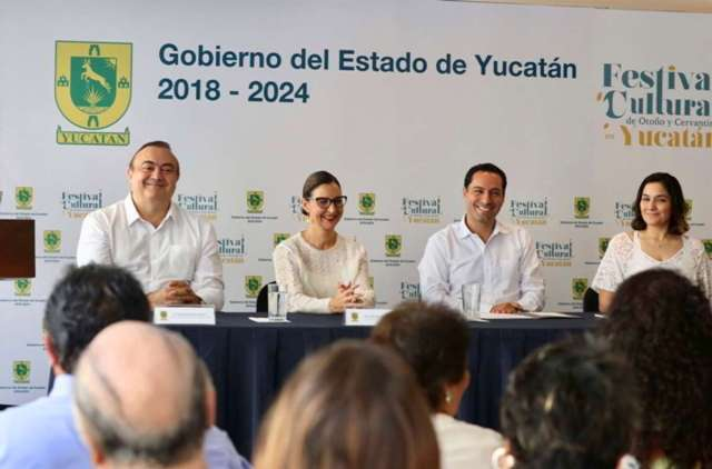 El Festival Cultural de Otoño y Cervantino de Yucatán llegará al interior del Estado