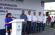 Progreso, sede de los XXI Juegos Deportivos InterCobay