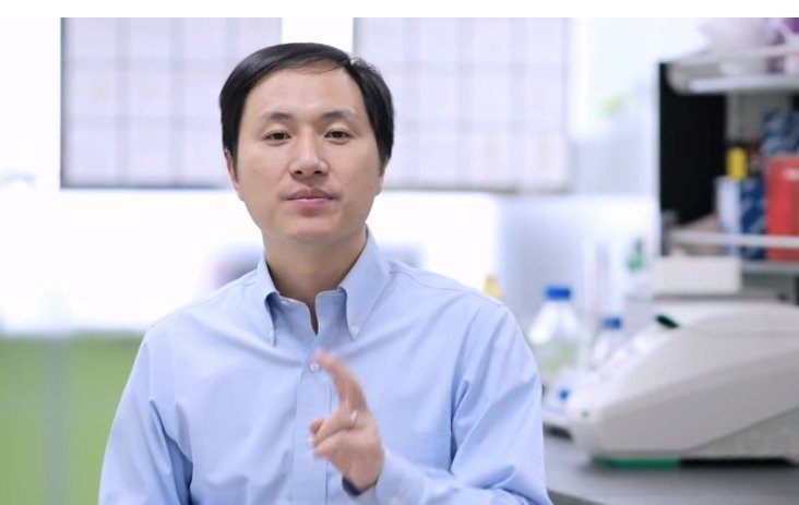 Científico chino asegura haber creado los primeros bebés modificados genéticamente