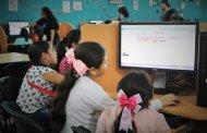 Niñas progreseñas participan en el taller de ciencia y tecnología