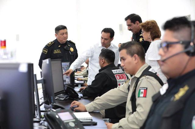Seguridad, eje prioritario durante los primeros 100 días de Gobierno