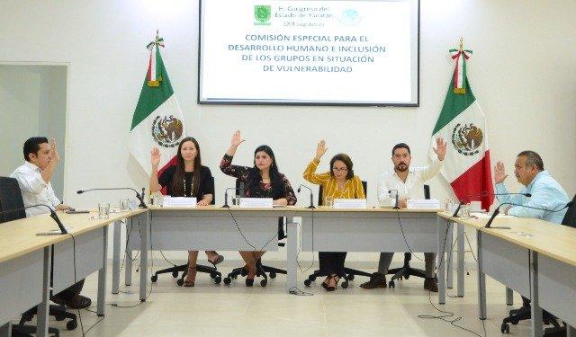 Reformas para la defensa de las mujeres y las personas con discapacidad