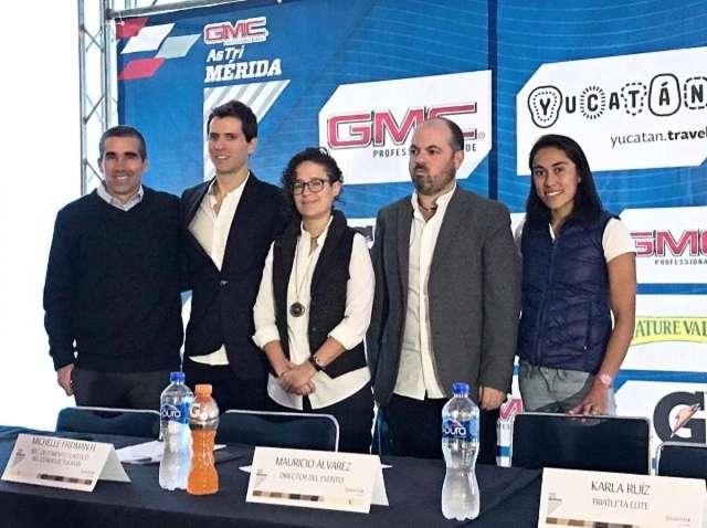 Listo Yucatán, para el Triatlón Mérida 2019