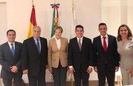 Gobernador promueve en España nuevas inversiones turísticas para Yucatán