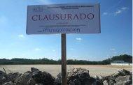 PROFEPA clausura predios en la Biosfera Ría Lagartos