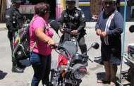 Le compro su moto y la dejo