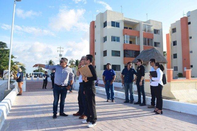 Reunión con la UNAM y el IMDUT para determinar áreas prioritarias de desarrollo