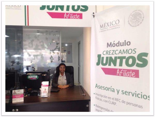 Continúa apoyando la AAFY a los contribuyentes yucatecos
