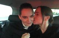 Ellen Page se casó con su novia Emma Portner