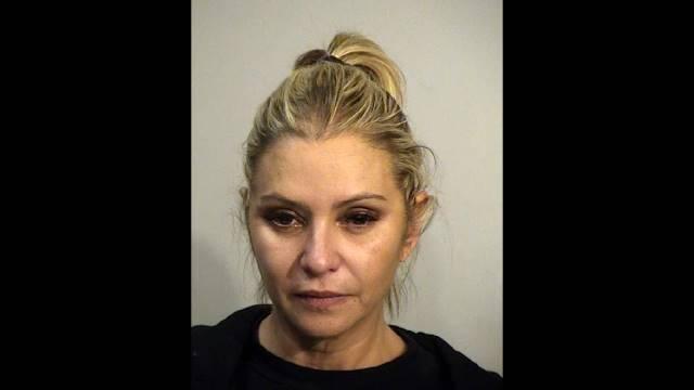 Villana de novelas Daniela Castro terminó en una cárcel de EEUU.
