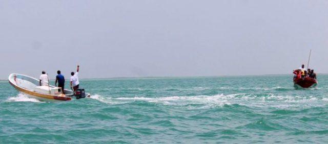 7 días y no han vuelto de pesca 4 pescadores