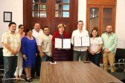 Isstey abre sus puertas al servicio social del ITS Progreso