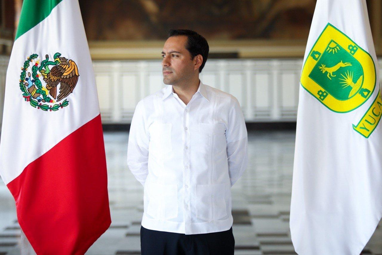 Mensaje del Gobernador Mauricio Vila Dosal