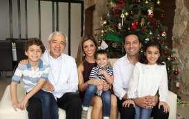 Recibe el Gobernador a Jorge Carlos Patrón Wong