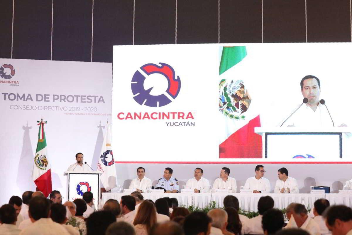 El Gobernador Mauricio Vila Dosal impulsa el desarrollo de Yucatán