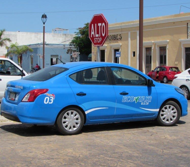 Proximo servicio de Eco-Taxis
