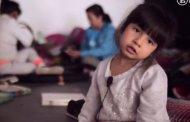 Johana, héroe de 5 años del sismo en Morelos