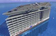 El crucero más grande del mundo albergará 100,000 pasajeros