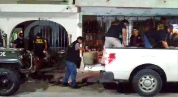 Detienen a presuntos asaltantes de pescadores
