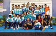 Histórico resultado en la Olimpiada y Nacional Juvenil 2019