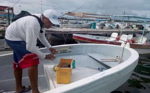 Nuevo censo pesquero beneficiará a familias