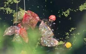 Intensifican la limpieza de cenotes