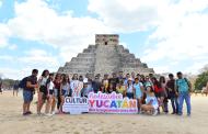 Promueve Cultur atractivos de Yucatán entre estudiantes