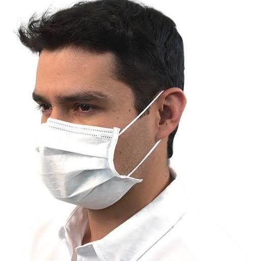 Uso de cubrebocas como nueva medida preventiva de contagio