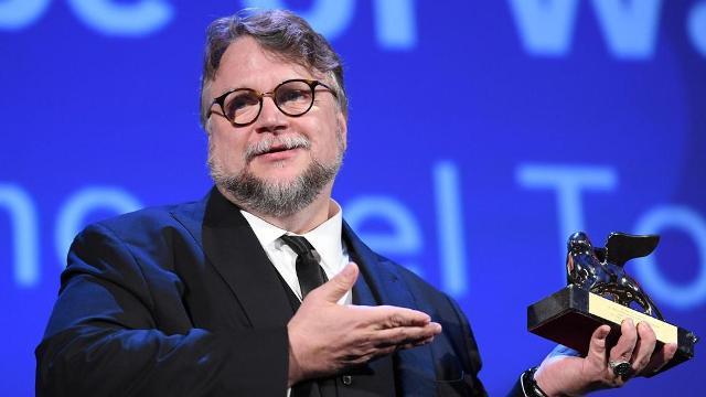 'La forma del agua' de Guillermo del Toro lidera las nominaciones a los Globos de Oro