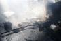 Explosión e incendio en taller de pirotecnia