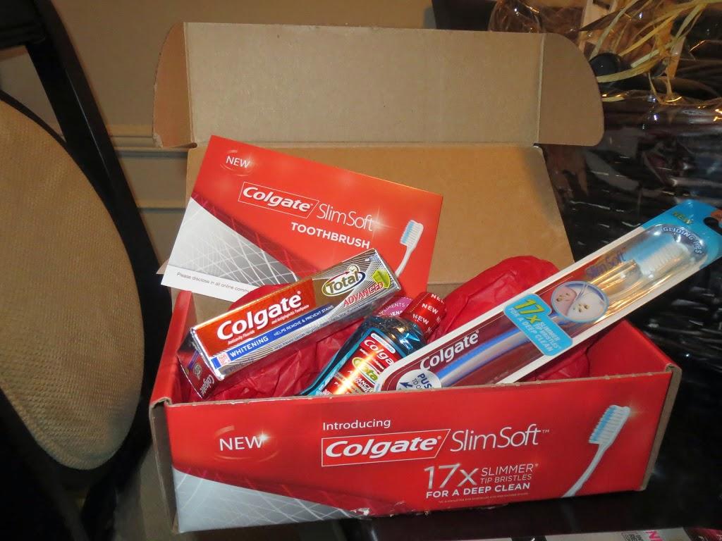 Reseña del cepillo de dientes Colgate® SlimSoft - El Tintero de Mamá 041a5714a109