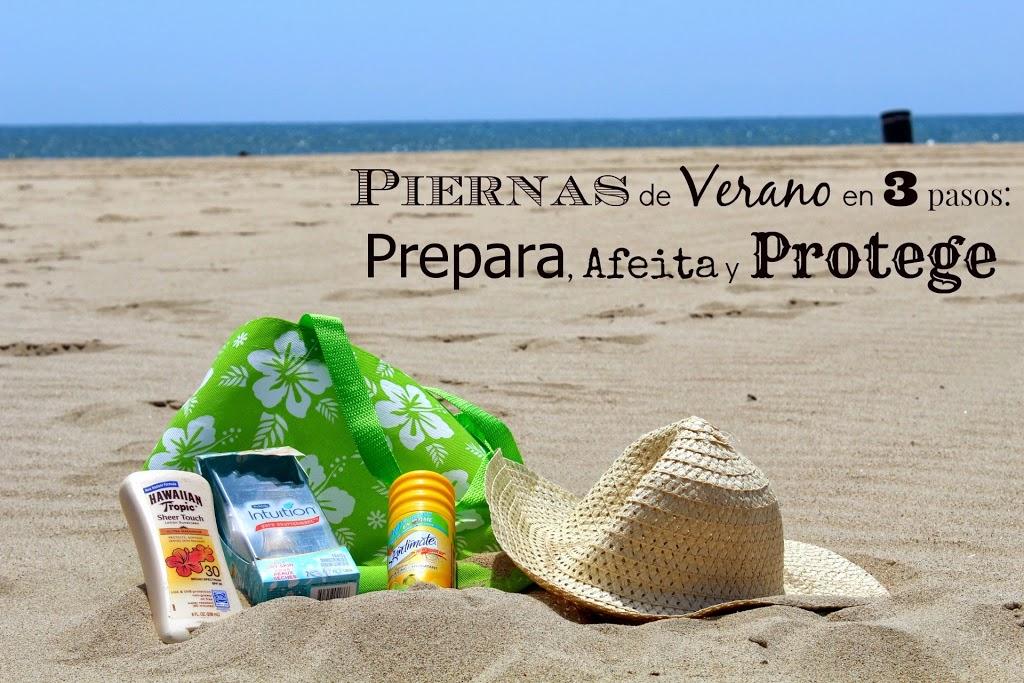 Consejos de afeitado para lograr unas piernas de Verano - El Tintero ...