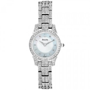 WOMEN'S BULOVA CRYSTAL COLLECTION WATCH