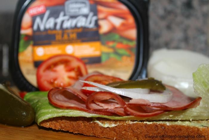 Sandwich_con_ jamon_Hillshire_Farm_Naturals_3