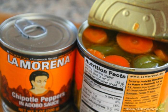 Los chiles jalapeños enteros La Morena son la clave del Entomatado de res
