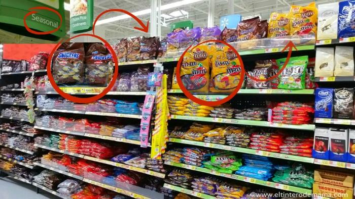 Walmart_MARS_Chocolates_store