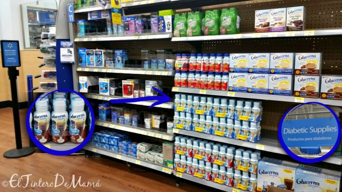 Glucerna_recipe_Walmart_store