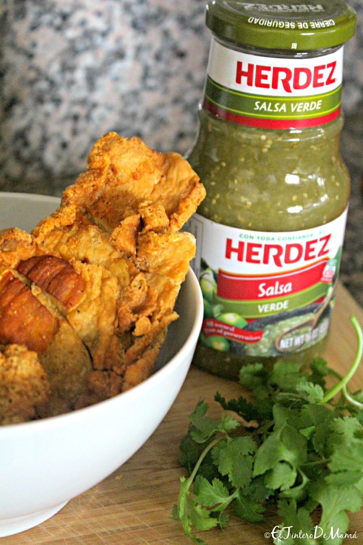 Las_Posadas_Herdez_Chicharron_en_salsa_verde_receta