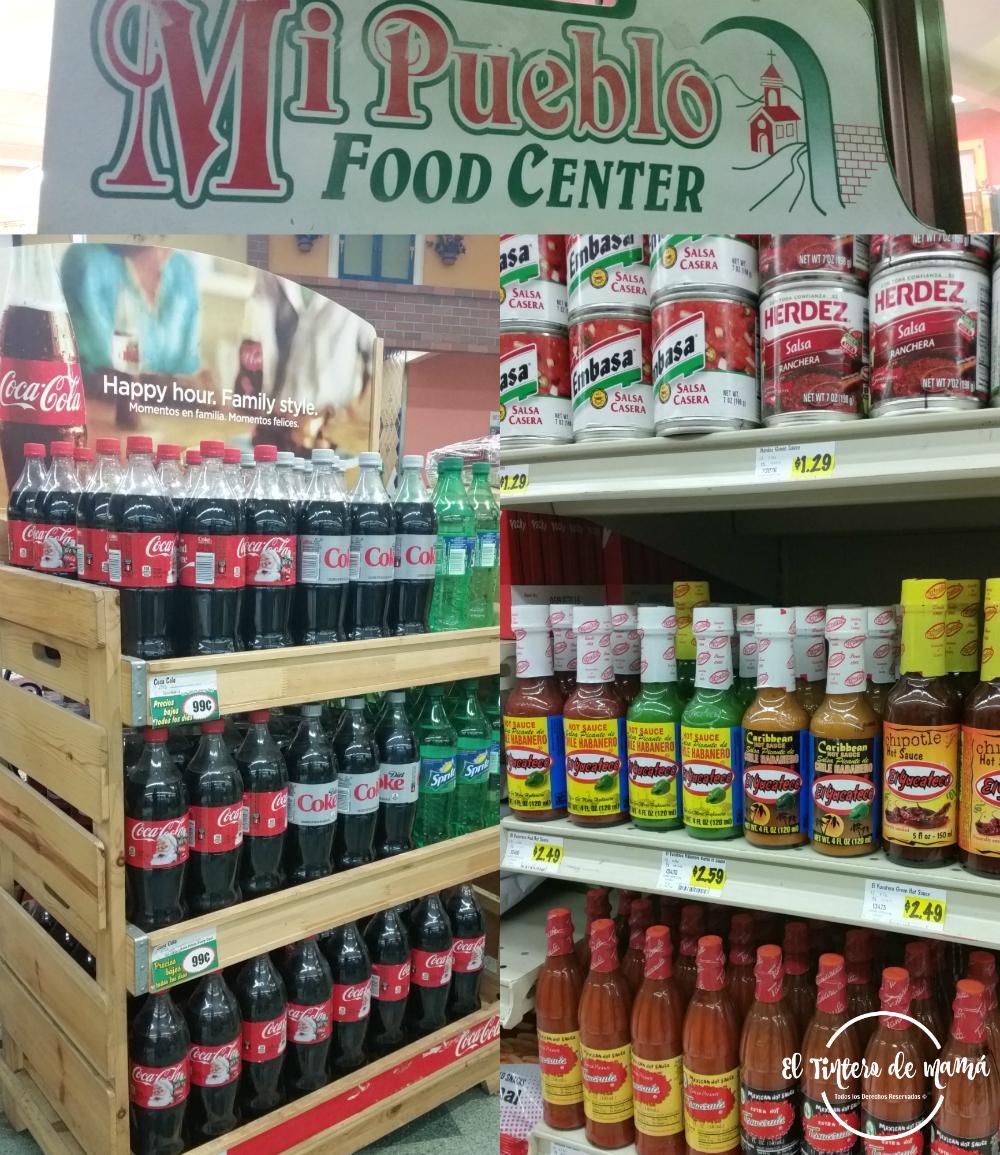 Score_On_Flavor_El_Yucateco_salsa_Fajitas_Mixtas_Mi_Pueblo_Coca_Cola