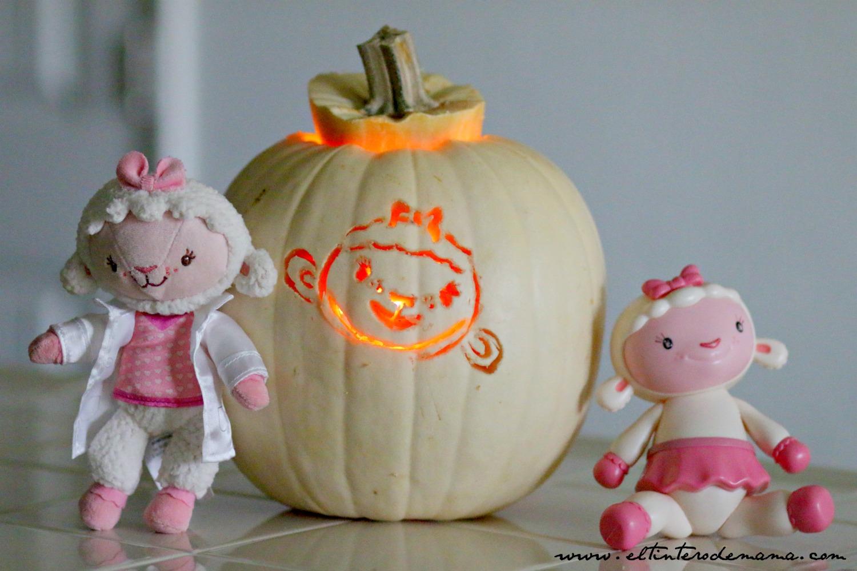 Decorando_calabazas_para_Halloween