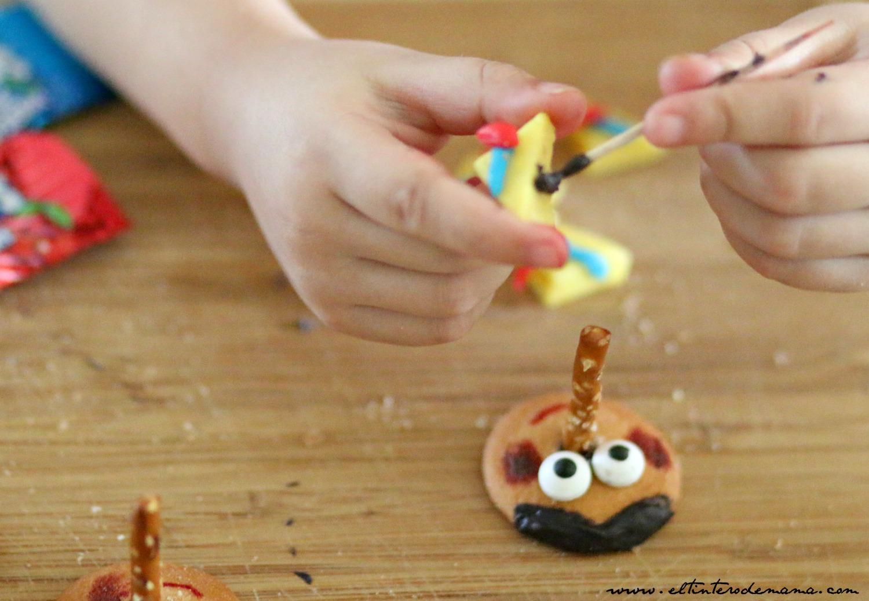 Pinocchio-cookies