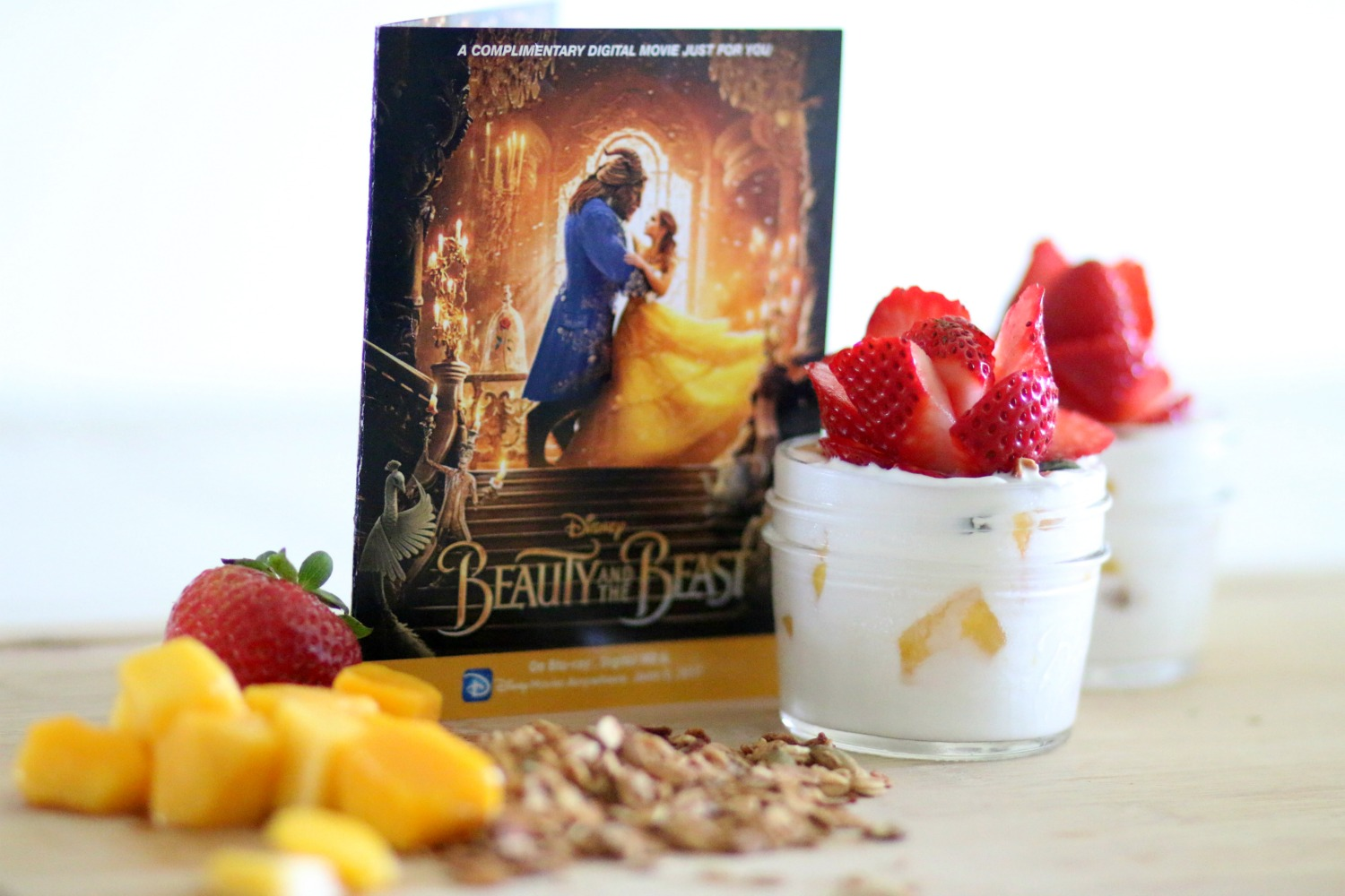 Beauty and the Beast recipe.