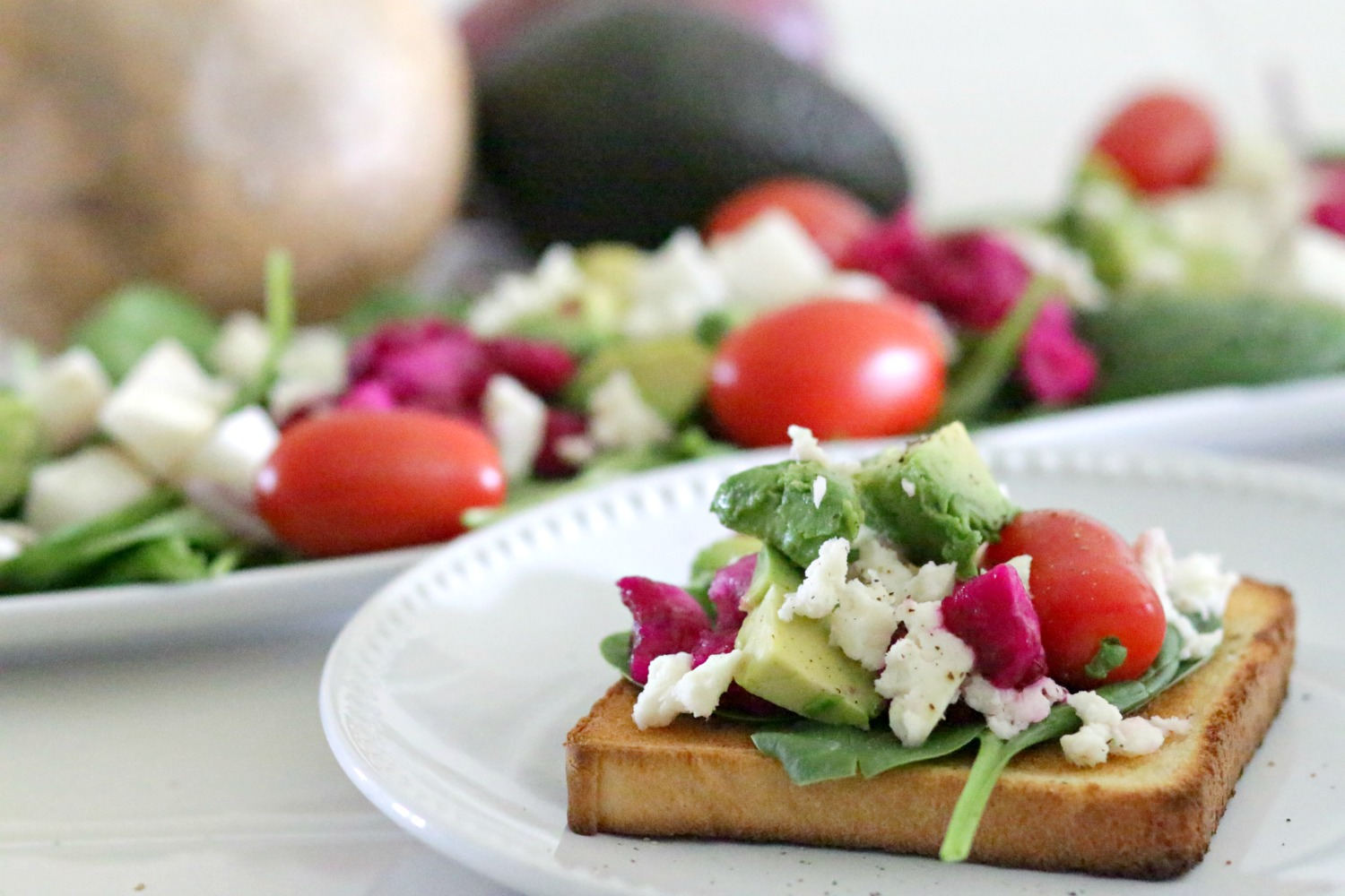 Avocado-Mexican-Salad-Toast