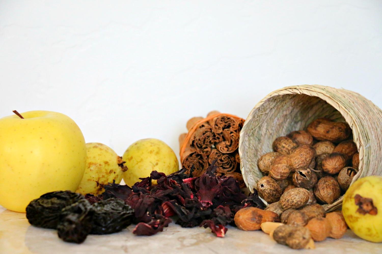 Ponche-de-frutas-receta