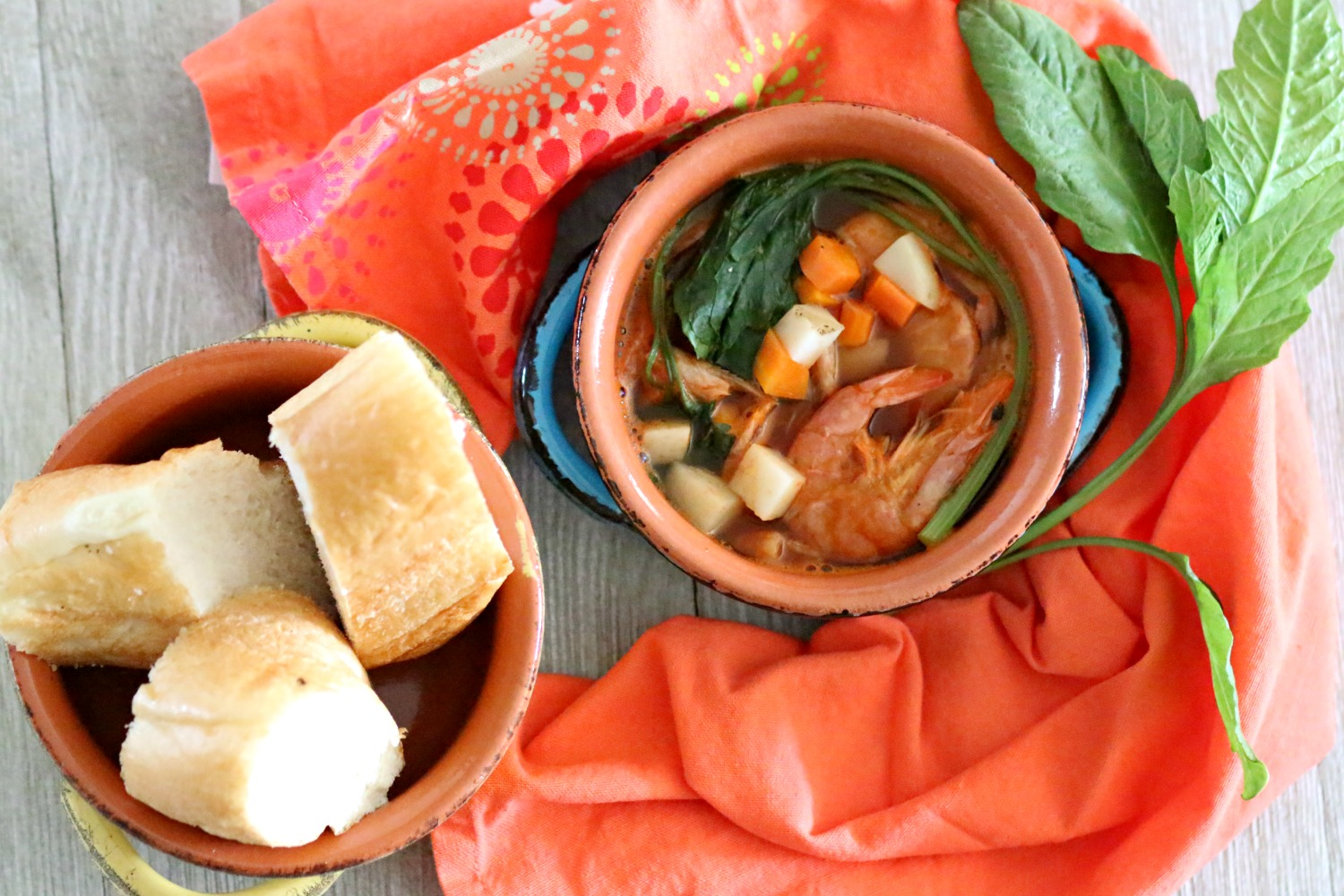 Mexican-shrimp-soup