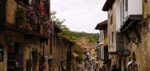 Pueblos de España-Santillana del mar