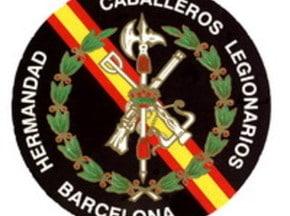Hermandad de Caballeros legionarios Barcelona